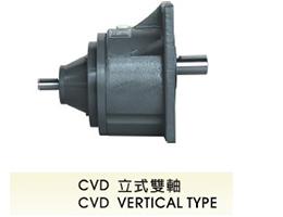 CVD立式双轴齿轮减速机